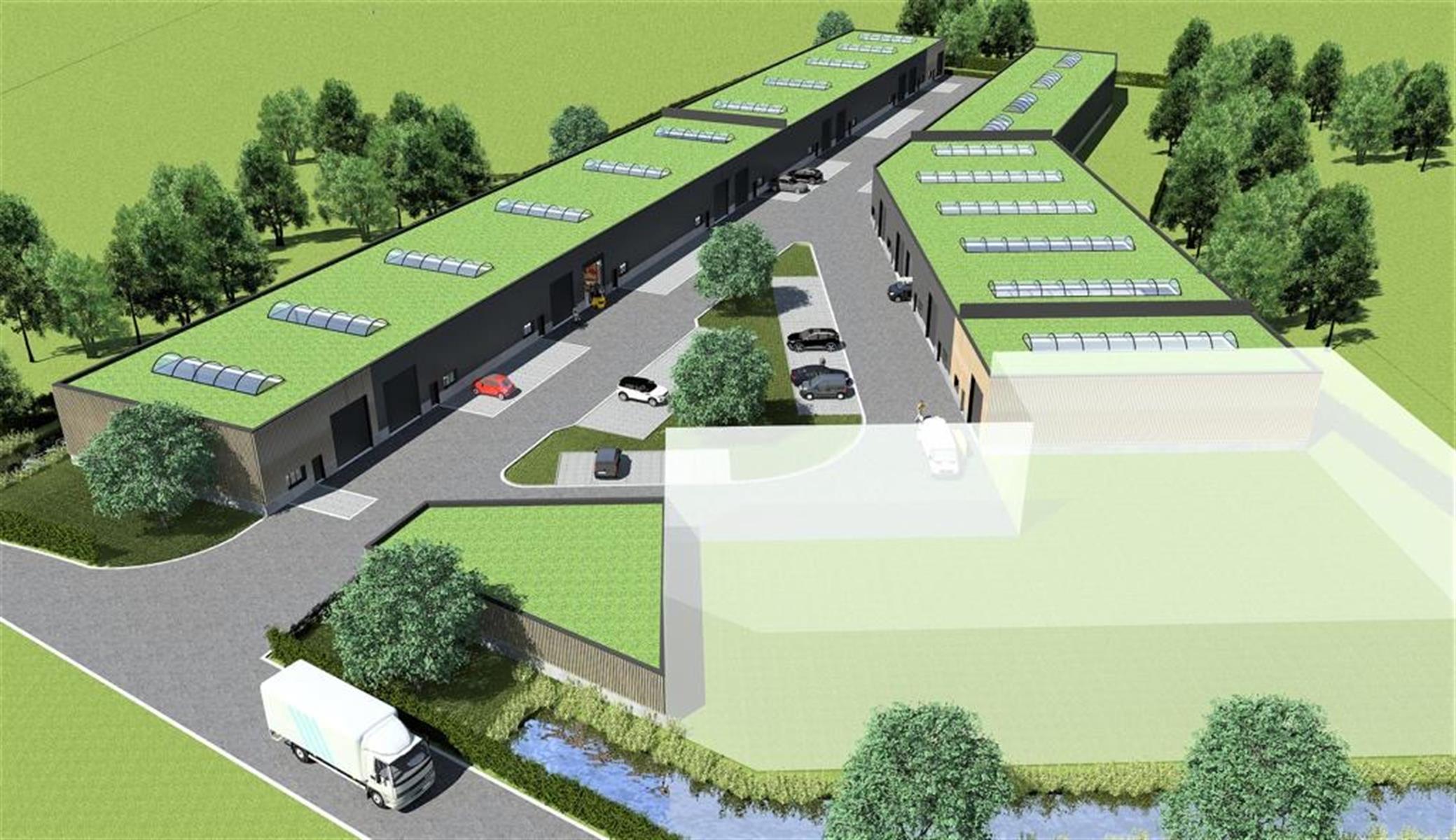 KMO-unit te koop Unit A11 - Mottestraat , 3200 Aarschot, België 2